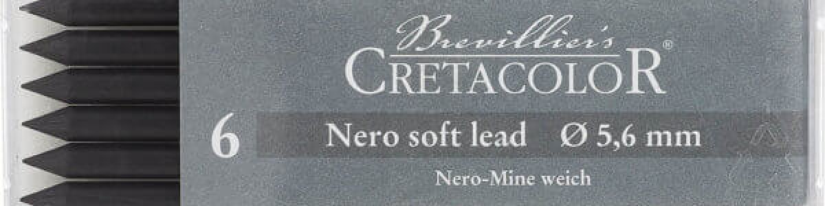 Mina Nero 5,6 MM Cretacolor