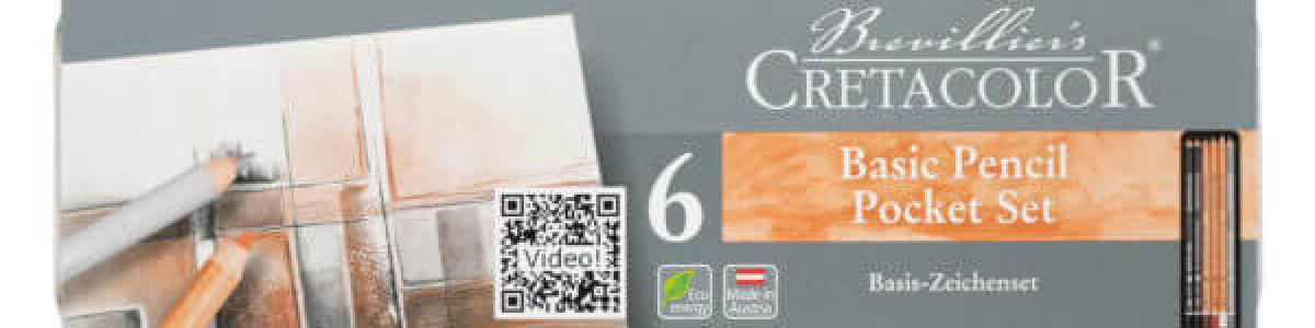 Cretacolor Basic Set
