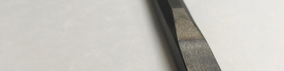 E 405 Scalpello Acciaio Diametro 10