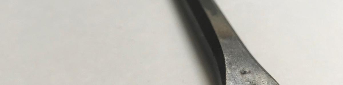 F 428 Gradina Acciaio Diametro 10