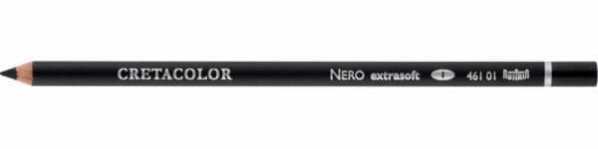 Nero Carboncino a Matita Cretacolor