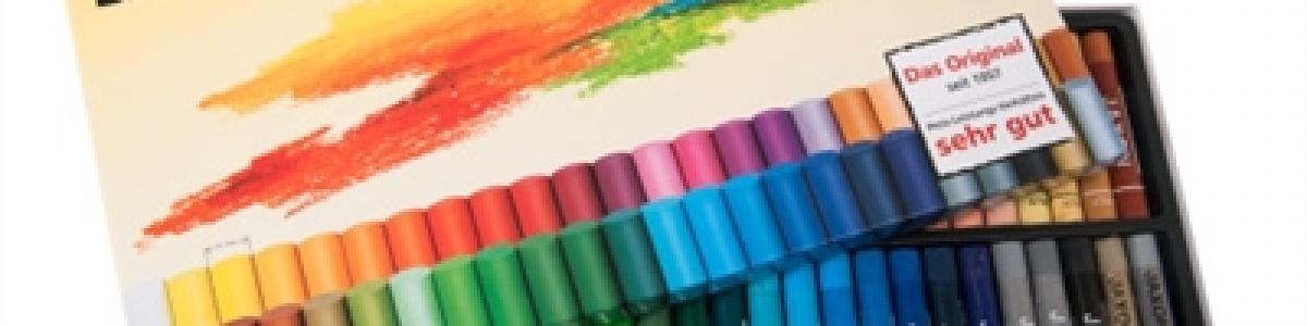Jaxon Confezioni Pastelli ad Olio