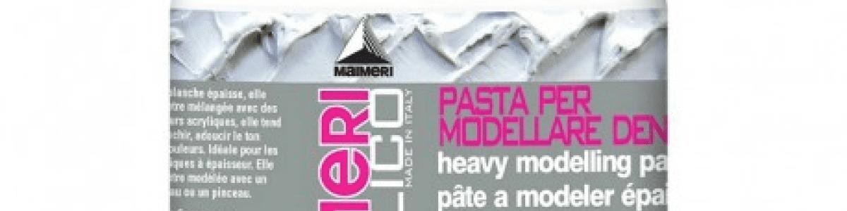 Pasta per Modellare Densa 830 Maimeri