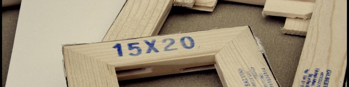 50X70cm Tela