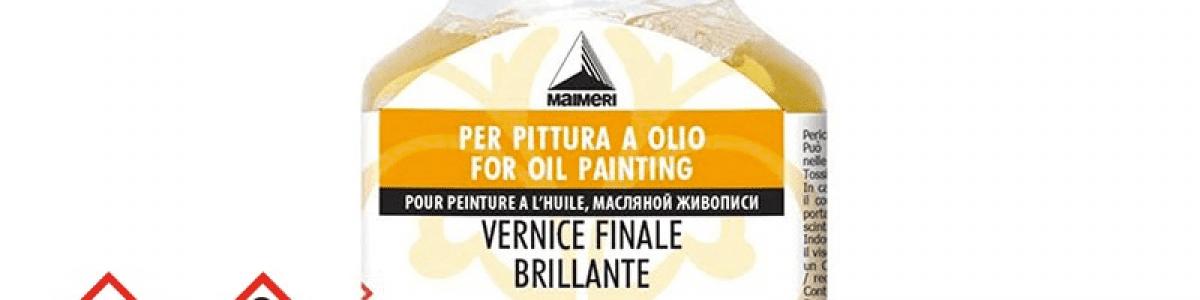 Vernice Finale Brillante Maimeri