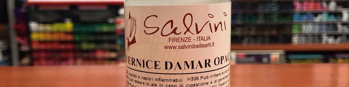 Vernice Damar Opaca Salvini-Cobea