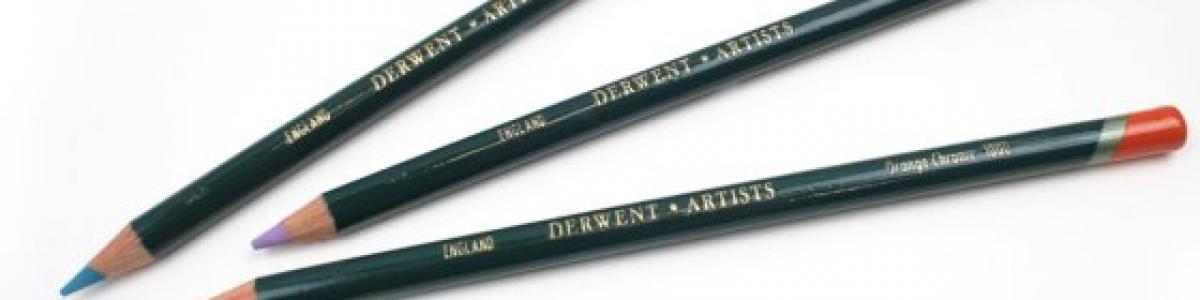 Matite Derwent Artist