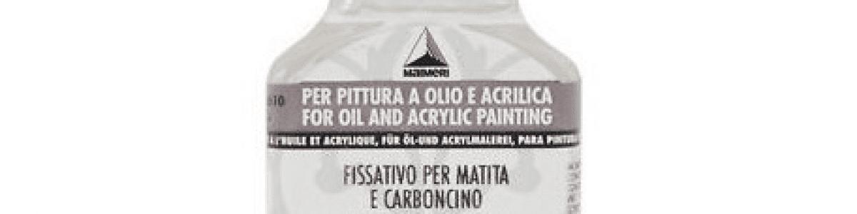 Fissativo per Matita e Carboncino