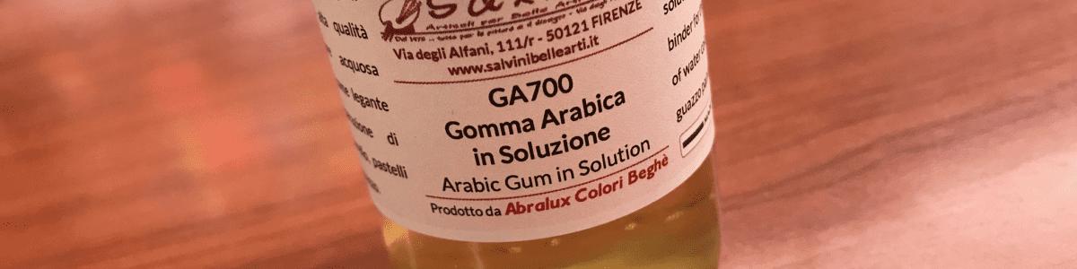 Gomma Arabica Salvini-Abralux