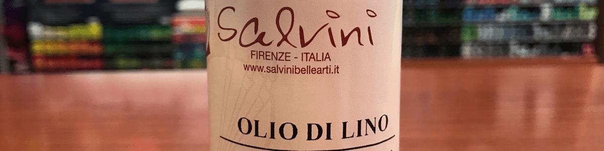 Olio di Lino Salvini-Cobea