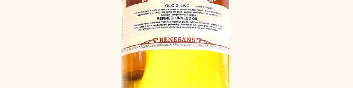 Olio di Lino Renesans