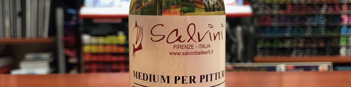 Medium per Pittura Salvini-Cobea