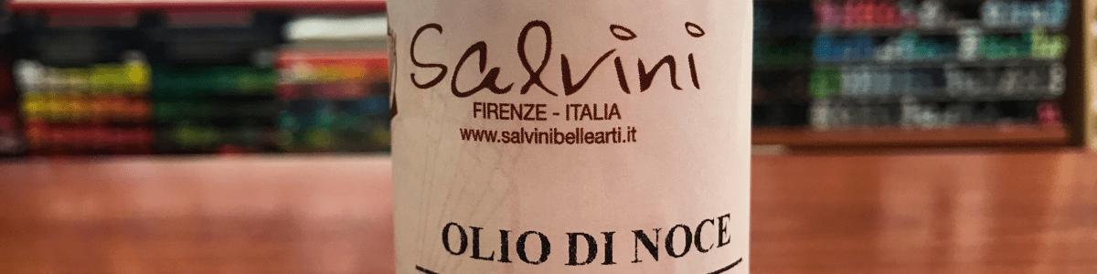 Olio di Noce Salvini-Cobea