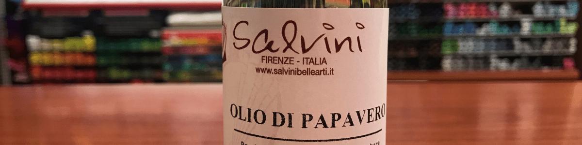 Olio di Papavero Salvini-Cobea