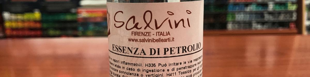 Essenza di Petrolio Salvini-Cobea