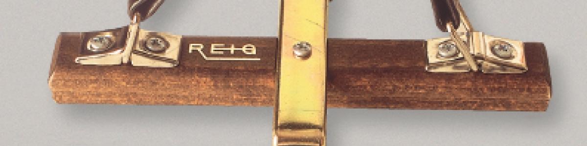 Maniglia Porta Tela in Legno M. Reig