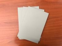 Lastre di Linoleum Marrone/Grigio per Incisione