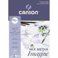 Blocco Canson Imagine 200gr