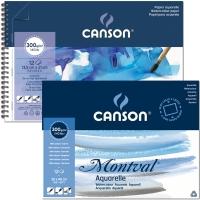 Blocco Canson Montval 300gr