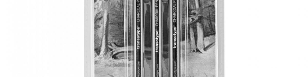 Carboncini Interi a Matita TRANSOTYPE