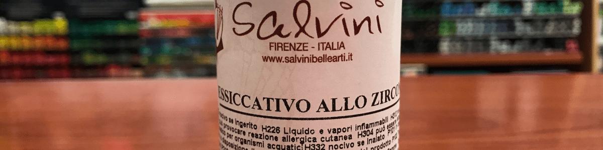 Essiccativo Chiaro allo Zirconio Salvini-Cobea